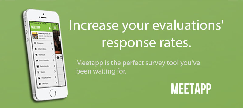 Increase response rates in your evaluations